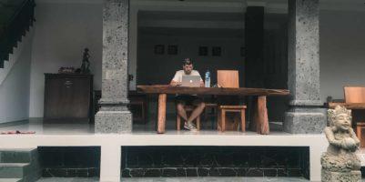 Jobba på Bali!