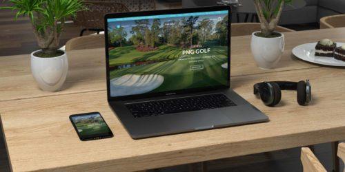 Projekt: PNG Golf